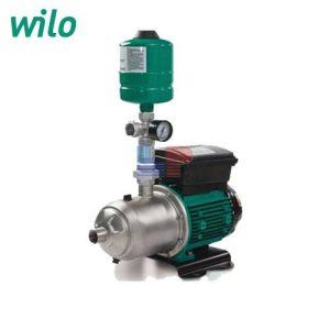 Máy bơm tăng áp biến tần chịu nhiệt Wilo PBI-L803EA