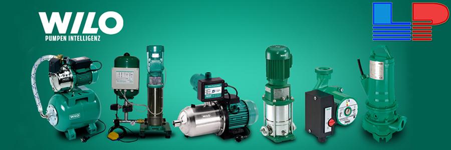 Máy bơm nước Wilo - Dòng máy bơm phù hợp với nhu cầu sử dụng Máy bơm nước gia đình