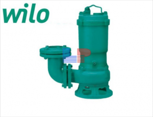 Máy bơm chìm nước thải Wilo PDN-1500Q