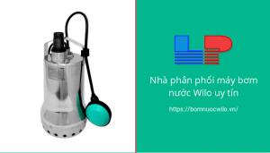 Bảng báo giá máy bơm chìm nước sạch Wilo mới nhất