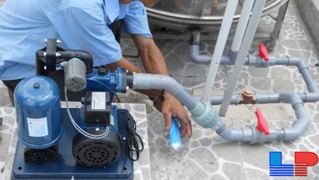 Nguyên nhân máy bơm lên nước yếu - Cách khắc phục - Ảnh 1